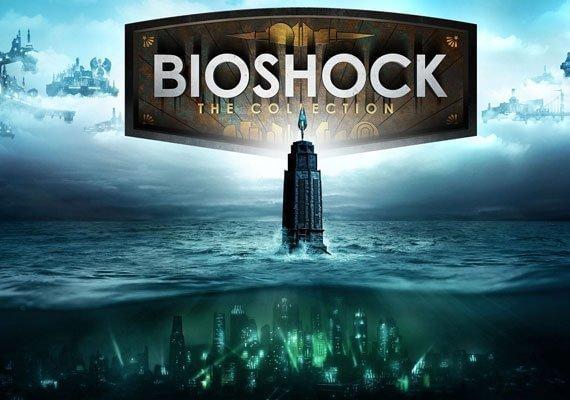 BioShock: The Collection sur PC (Dématérialisé - Steam)