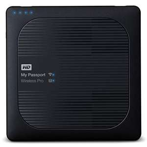 "Disque dur externe 2.5"" Western Digital My Passport Wireless Pro - 2 To, Wi-Fi"