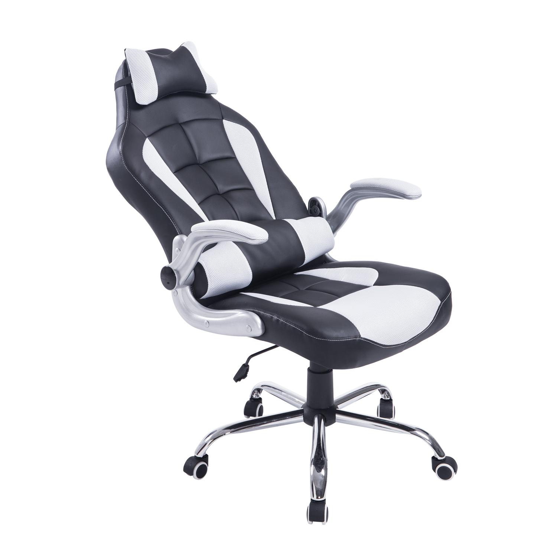 Chaise de bureau HOMCOM