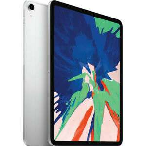 "Tablette 11""  Apple iPad Pro (2018) - Wi-Fi, 64 Go, Argent"