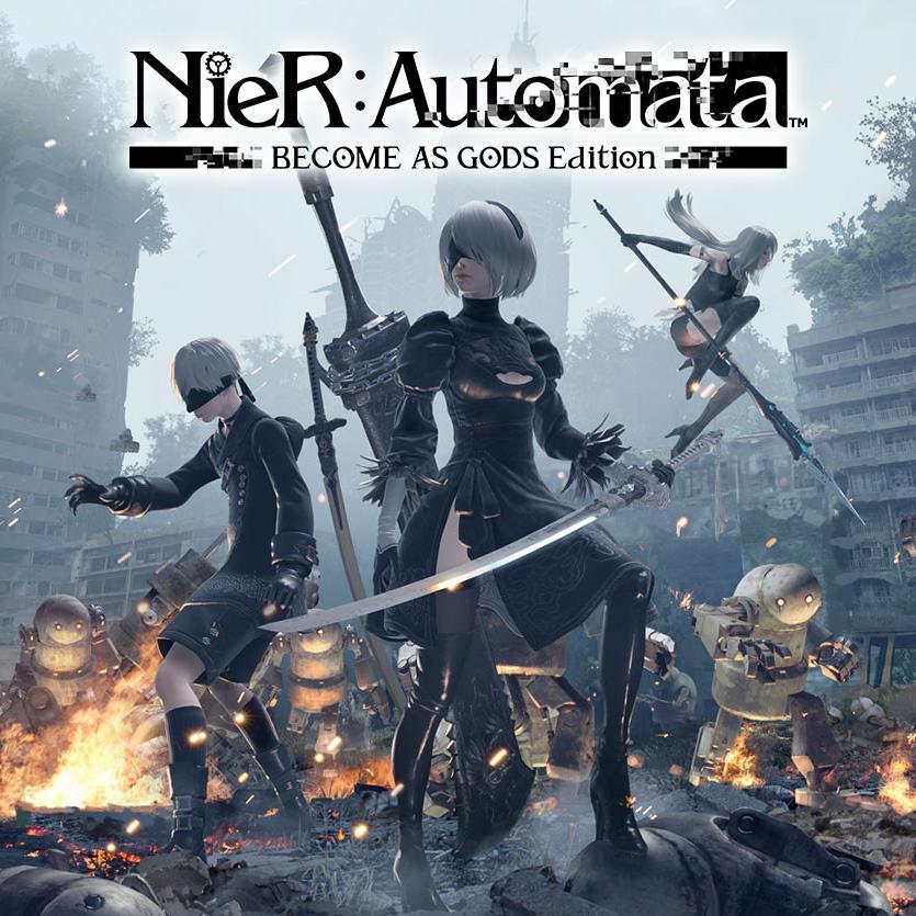 [Gold] NieR:Automata™ Become As Gods Edition sur Xbox One (Dématérialisé)