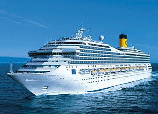 Croisière 6 jours en Italie & Espagne - Départ de Marseille le Vendredi 06 Novembre
