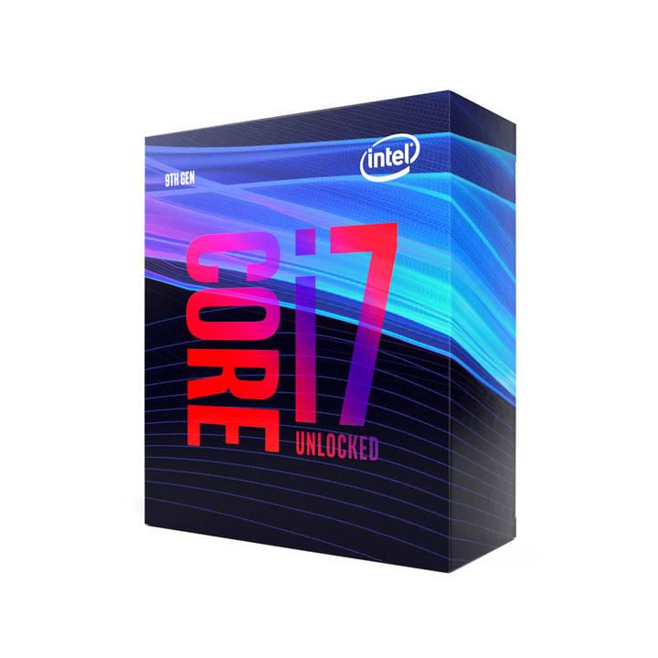 Processeur Intel Core i7 9700K - 3,60 GHz (Frontaliers Suisse)