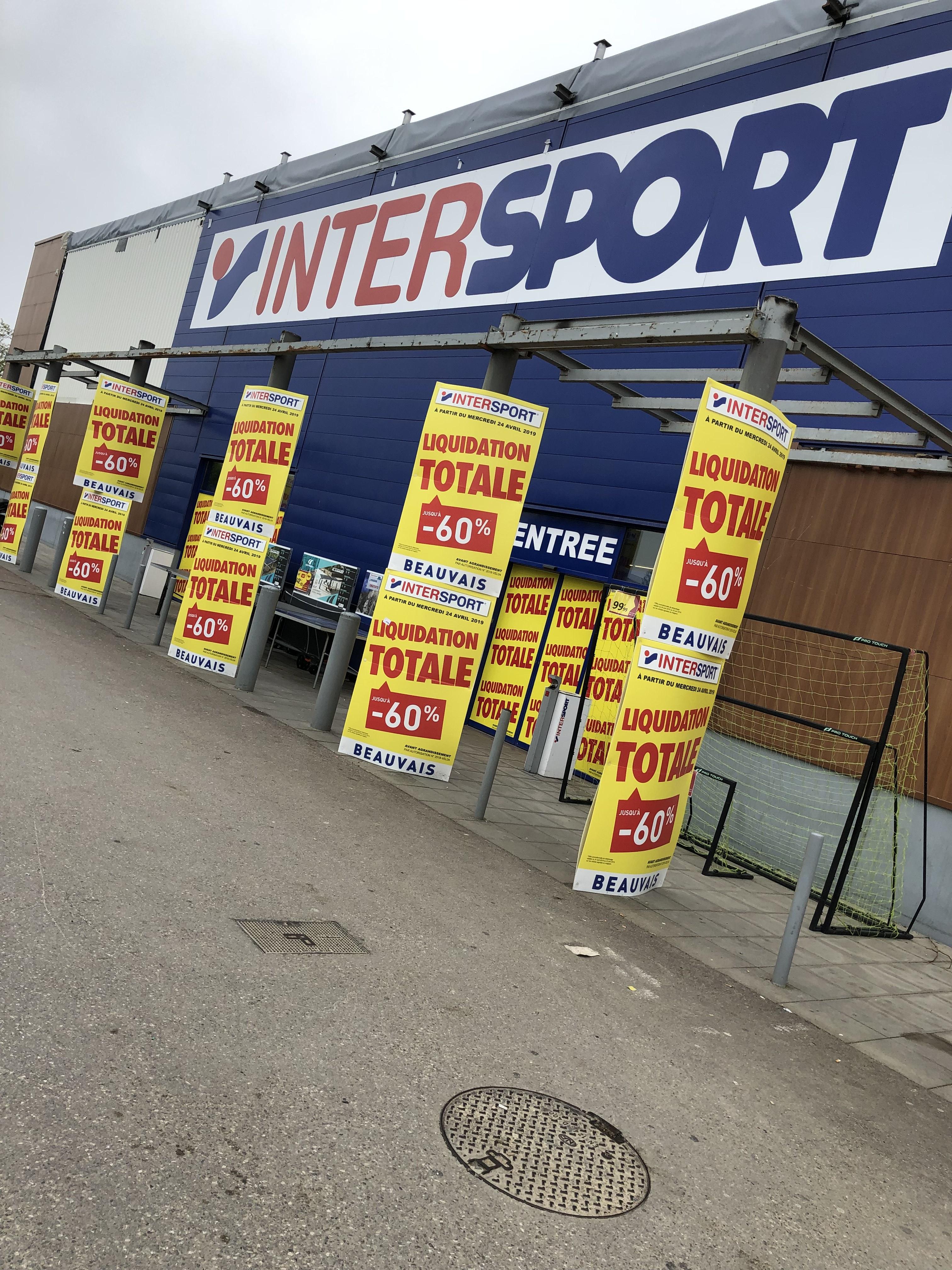 Liquidation totale: Jusqu'à 60% de réduction dans le magasin - Beauvais (60)