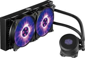 Kit Watercooling Cooler Master MasterLiquid ML240L RGB - 240 mm