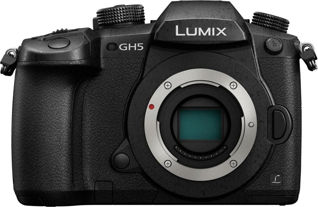 Appareil Photo Numérique Panasonic Lumix DC-GH5 (Boitier Nu)