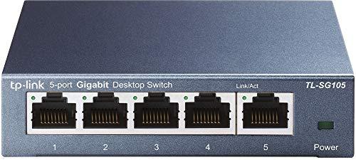 Switch 5 ports Gigabit TP-Link TL-SG105