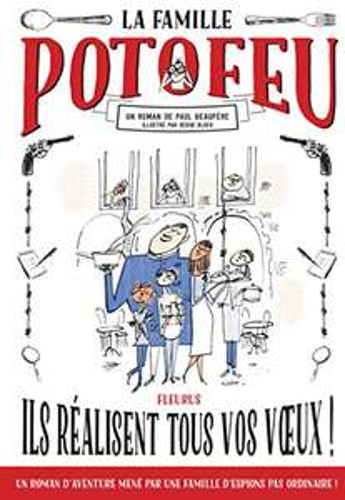 Livre numérique La famille Potofeu - Ils réalisent tous vos vœux ! (Dématérialisé, Kindle)