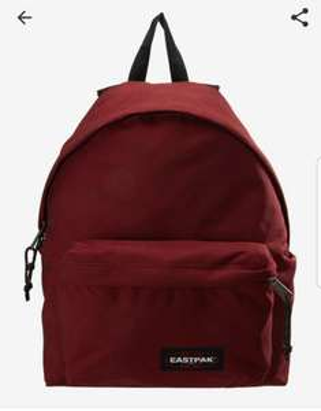 42cc7577e7c Bons plans Eastpak   promotions en ligne et en magasin » Dealabs