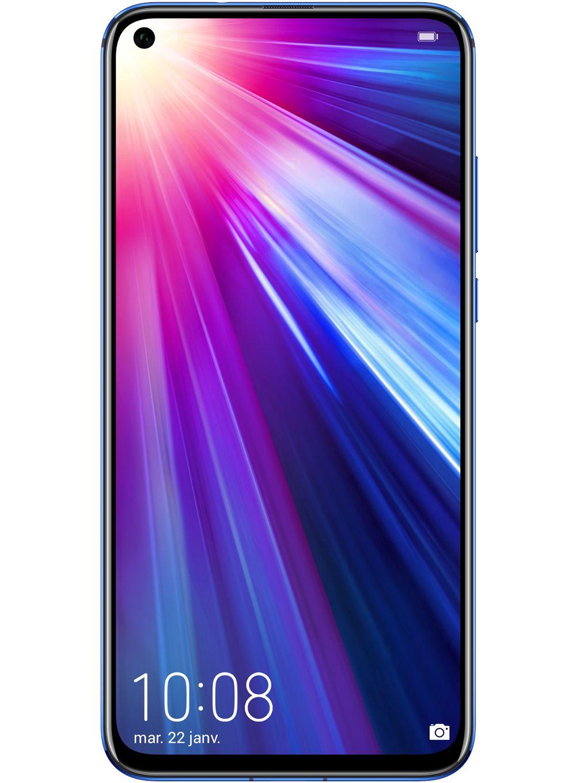 """Smartphone 6.4"""" Honor View 20 - 128 Go (via 50€ de reprise d'un ancien téléphone en magasin)"""