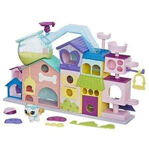 Jouet Littlest Pet Shop - L'appartement des PetShop