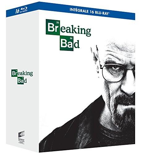 Coffret Blu-ray Breaking Bad - L'Intégrale de la série [Walter White Édition]