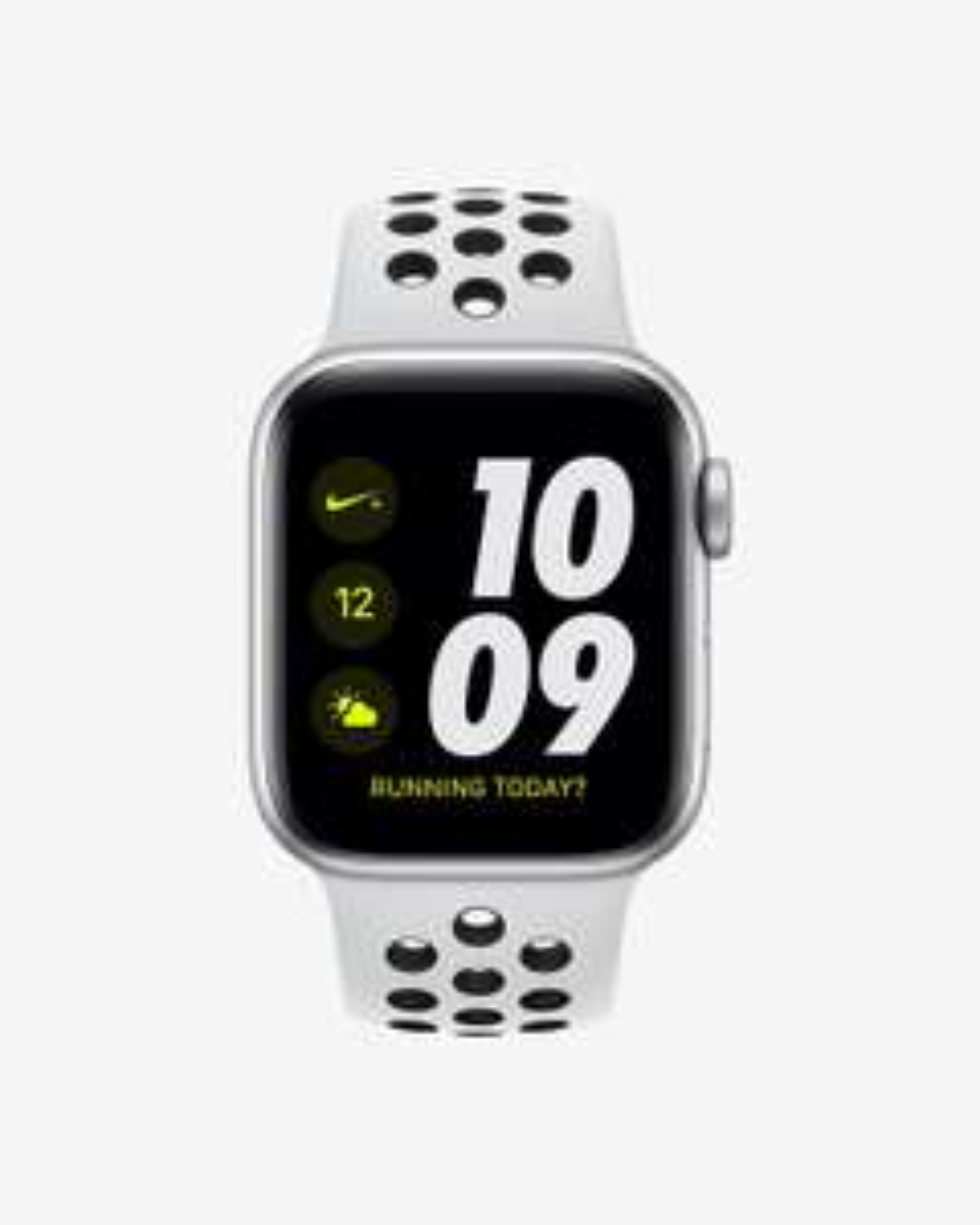 Montre connectée Apple Watch Nike+ Series 4 GPS - 40 mm