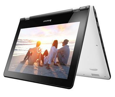 """PC Portable 11,6"""" Lenovo Yoga 300 (4 Go de RAM, HDD de 500 Go)"""