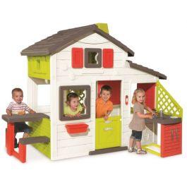 Maison pour enfant Smoby Friends house avec cuisine