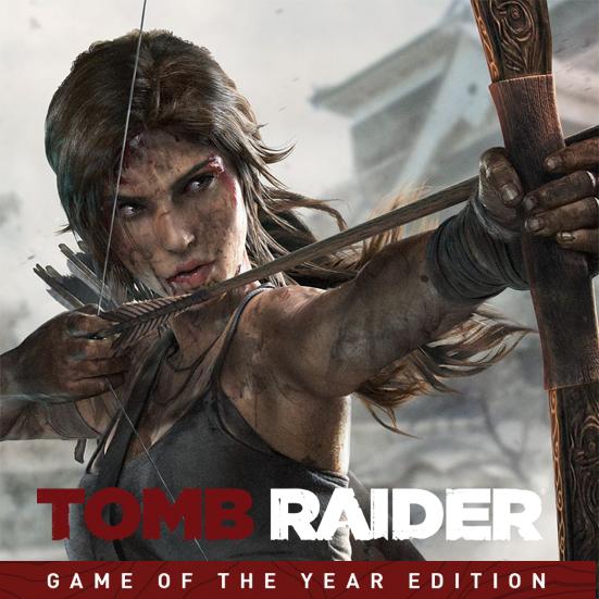 Licence Tomb Raider en promotion sur PC - Ex: Tomb Raider GOTY Edition: Le Jeu + Tous les DLC (Dématérialisé - Steam)