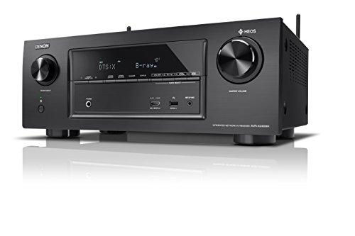 Ampli Denon AVRX2400H - Surround 7.2