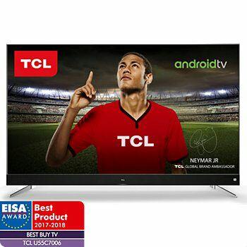 """TV 70"""" TCL U70C7006 - UHD 4K, Dalle VA"""