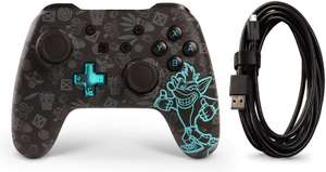 Manette Filaire PowerA Crash Bandicoot pour Nintendo Switch