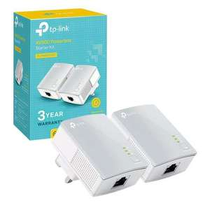 Pack CPL TP-Link Nano Powerline Adapter 600Mbps TLPA4010