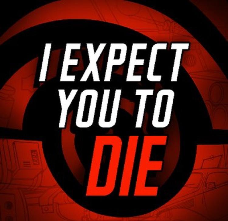 Jeu I expect you to die sur PS4 PSVR (Dématérialisé)