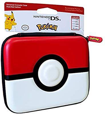 Pochette Universelle PDP Pokémon Edition Poke Ball pour Consoles Nintendo DS