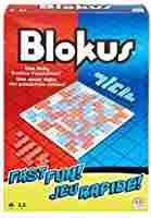 Jeu de Société Mattel Games Blokus Fast Fun - 2 Joueurs