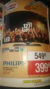 "Sélection d'offres promotionnelles - Ex : TV 50"" Philips 50PFH4309 - Full HD - Smart TV"