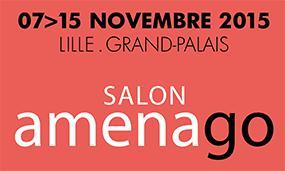 Entrée gratuite au salon Aménago de Lille du 7 au 15 Novembre 2015