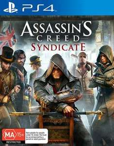 Assassin's Creed Syndicate offert sur PS4 (Paris)