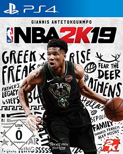 Jeu NBA 2K19 sur PS4