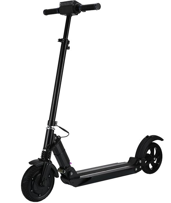Trottinette électrique Urbanglide 80XL - 25 KM/H, pneus pleins, autonomie ~25 Km