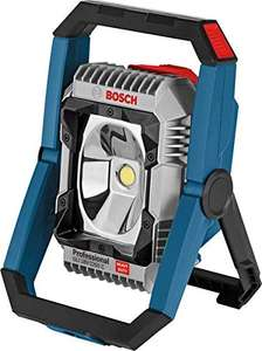 Lampe GLI Bosch Professional 18 V 2200C + Batterie Bosch 1600Z00036 - 18 V 2 Ah Li-Ion Cool