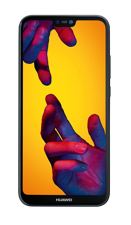 """Smartphone 5.84"""" Huawei P20 Lite - 4 Go de RAM, 64 Go (Vendeur tiers - Expédié par Amazon)"""