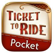 Ticket to Ride Pocket gratuit sur iOS (au lieu de 1.99€)