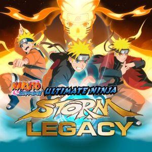 Naruto Ultimate Ninja Storm Legacy sur PS4 (Dématérialisé)
