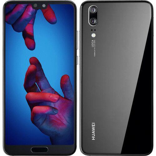 """Smartphone 5,8 """" Huawei P20 - 128 Go, Noir"""