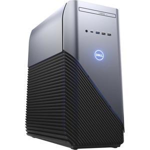 PC de Bureau Dell Inspiron 5680 - Intel Core i5-8400, RAM 8 Go, HDD 1 To + 128 Go SSD, GTX 1060 3 Go, Windows 10