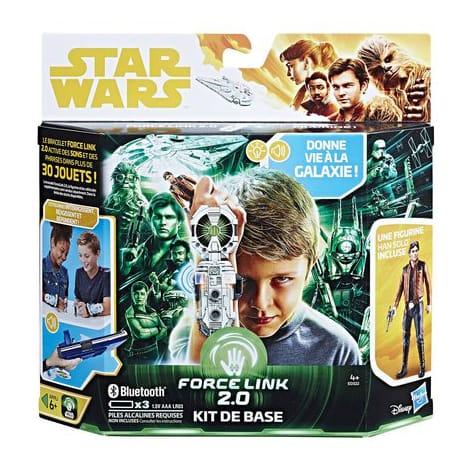 Kit de démarrage Force Link 2.0 Star Wars + Figurine Han Solo