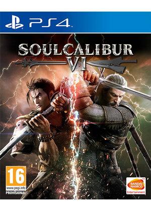 Soulcalibur 6 sur PS4