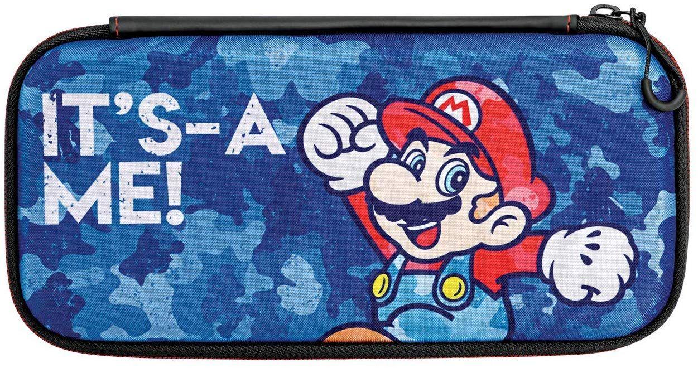Sacoche de voyage Mario pour Nintendo Switch