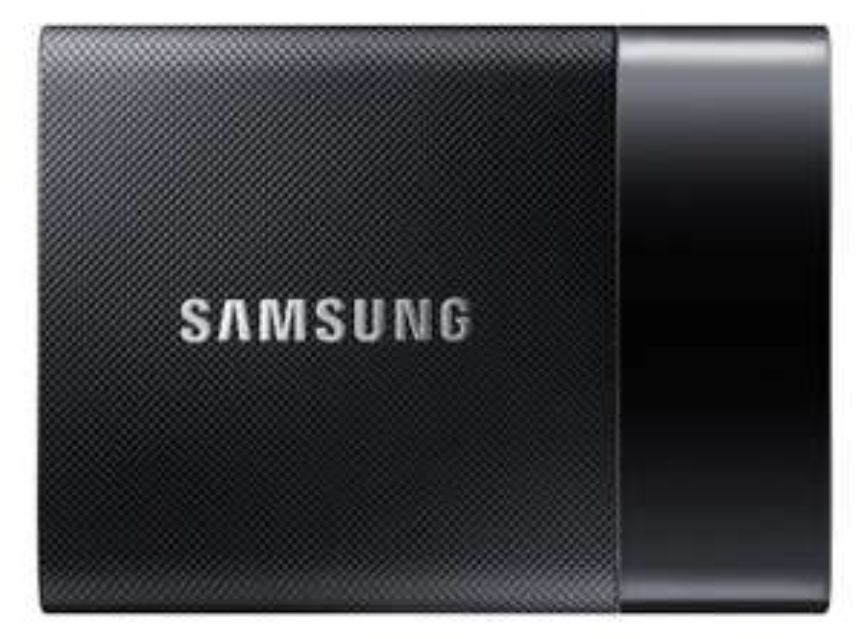 "SSD externe 2.5"" Samsung MU-PS1T0B/EU -  1 To"