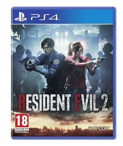Resident Evil 2 sur PS4, Xbox One ou PC + Chargeur à Induction