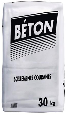 Sac de Béton / Mortier Prêt a l'Usage - 30Kg
