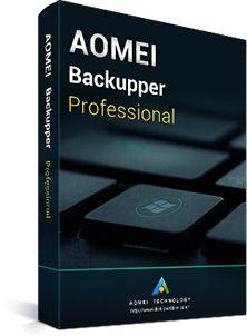 Logiciel Aomei Backupper Professional gratuit sur PC (Dématérialisé - thesoftware.shop)