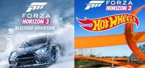 [Gold] Extensions Forza Horizon 3 - Blizzard Mountain + Hot Wheels sur Xbox One & PC W10 (Dématérialisées - Xbox Play Anywhere - Store AR)