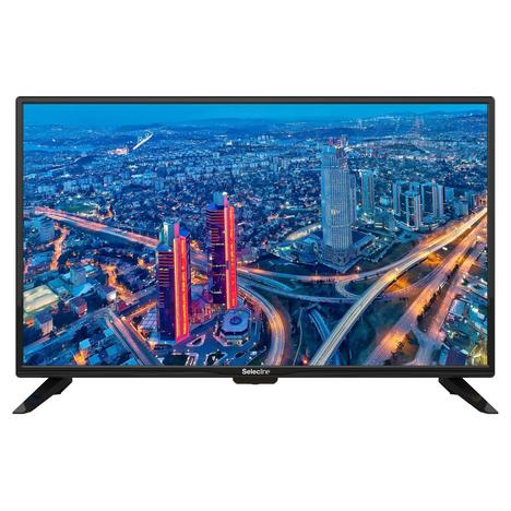 "TV LED 32"" Selecline 32S18 - HD, 3x HDMI"