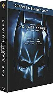 Coffret Blu-ray The Dark Knight - La Trilogie