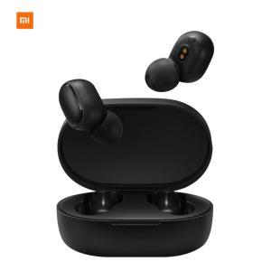 Écouteurs Sans-fil Xiaomi Redmi Airdots TWS Noir - Bluetooth