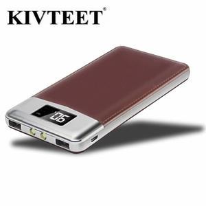 Batterie externe Kivteet - 20000 mAh - 2x USB (Vendeur tiers - Expédié par Cdiscount)